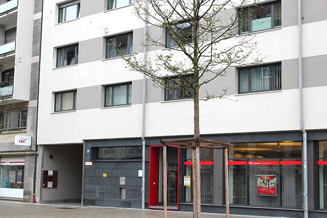 Heilpraxiszentrum München Pasing Eingang